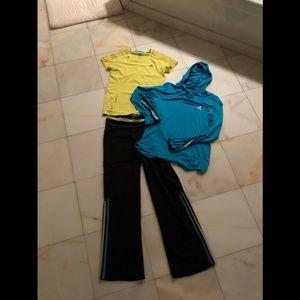 Adidas Woman's Sporty Set
